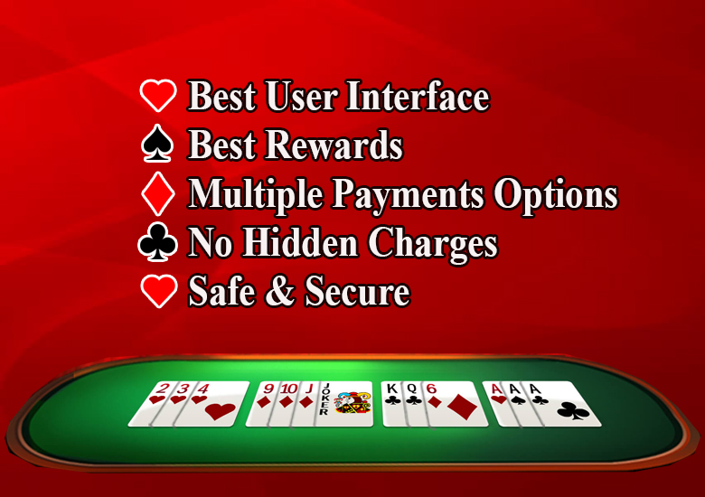 Rummy Features