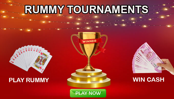 Rummy Free to cash Tournaments