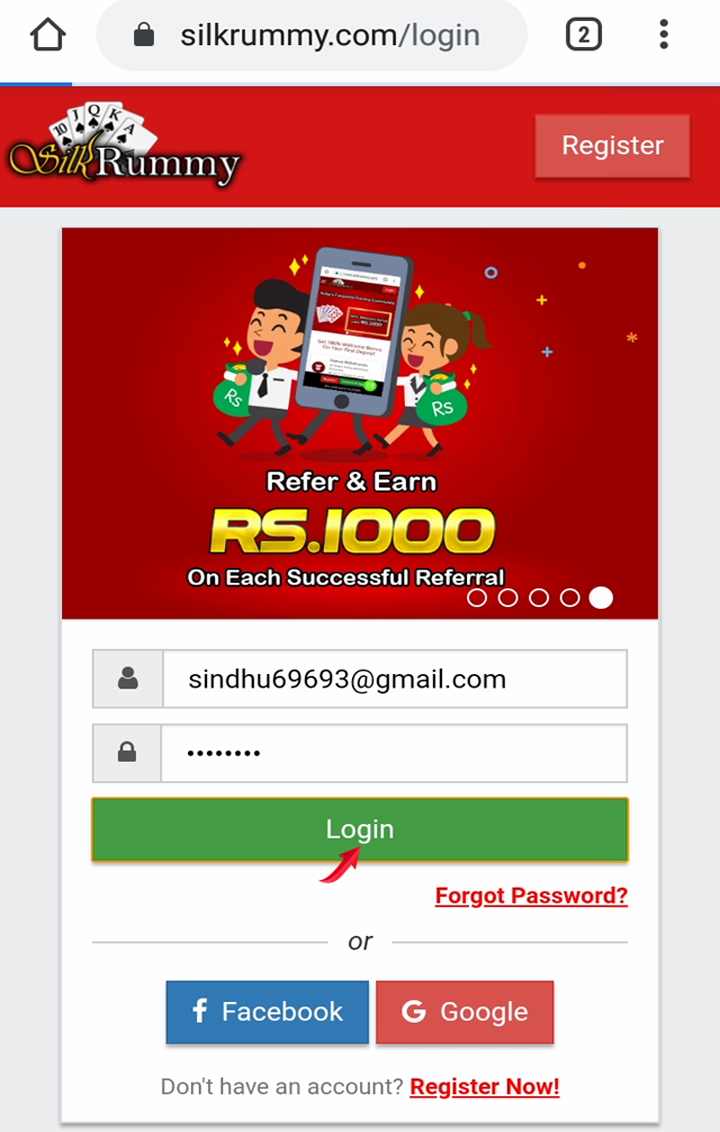 Get 100% Rummy welcome Bonus Rs.5000