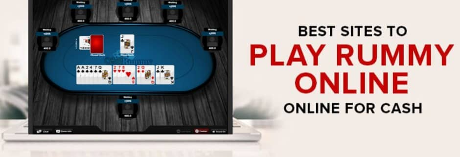 Play Online Rummy For Cash